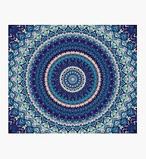 Mandala 20 Photographic Print
