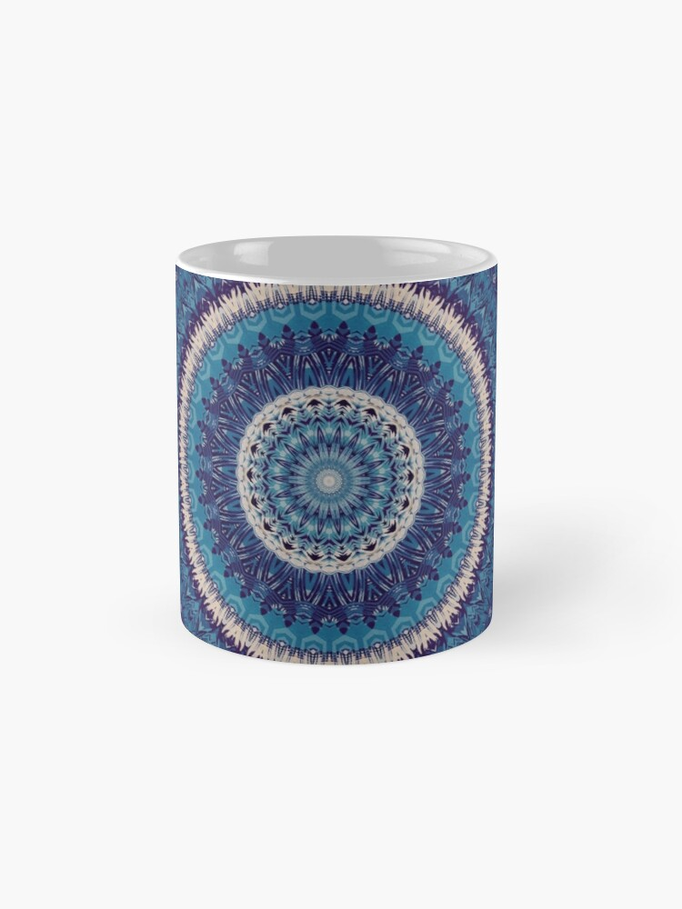 Vista alternativa de Taza Mandala 20