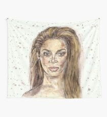 Beyonce is Music Wall Tapestry
