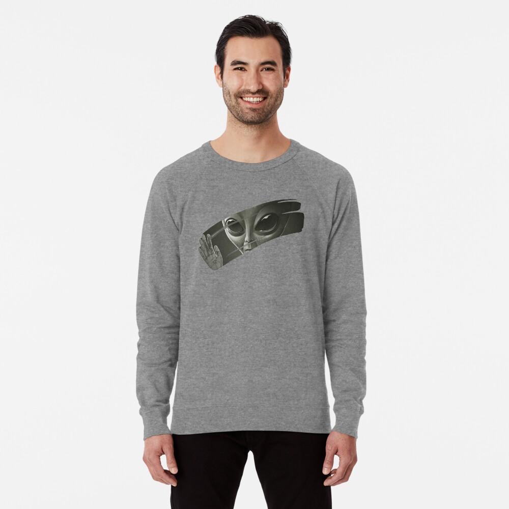 Alien Lightweight Sweatshirt