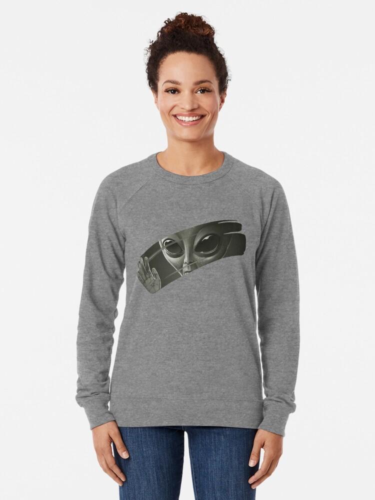 Alternate view of Alien Lightweight Sweatshirt
