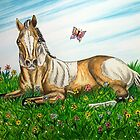 Spring Foal by WildestArt