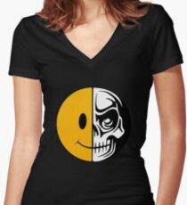 Pronto Women's Fitted V-Neck T-Shirt