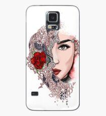 Funda/vinilo para Samsung Galaxy Lauren Jauregui