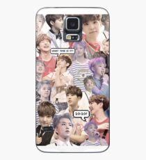 Hoshi Collage Ver. 2  Case/Skin for Samsung Galaxy