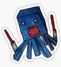 Darth Squid Sticker