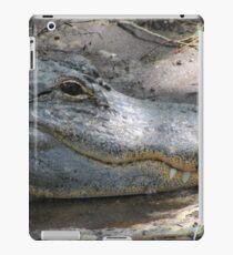 Gator Smile iPad Case/Skin