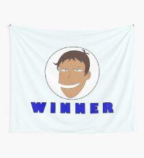 Lance WINNER Flag Wall Tapestry