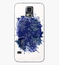 High Lady of the Night Court Case/Skin for Samsung Galaxy