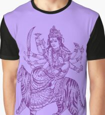 DURGA-4 Graphic T-Shirt