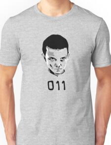Eleven 11 Stranger Things Unisex T-Shirt