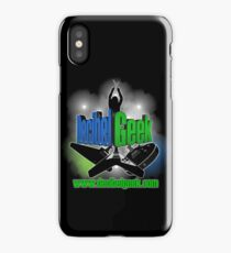 Decibel Geek CLASSIC! iPhone Case/Skin