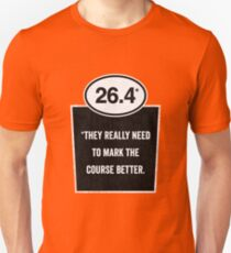 26.4 - Mark the Course T-Shirt
