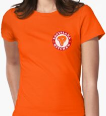 Popeyes Women's Fitted T-Shirt