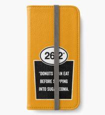 26.2 - Sugar Coma iPhone Wallet/Case/Skin