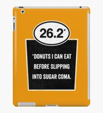 26.2 - Sugar Coma iPad Case/Skin
