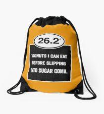 26.2 - Sugar Coma Drawstring Bag
