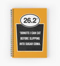 26.2 - Sugar Coma Spiral Notebook