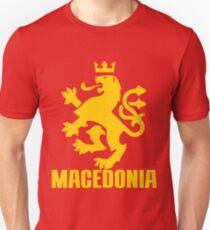 MACEDONIA Slim Fit T-Shirt