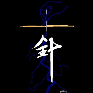 Acupuncture (traditional Chinese medicine) by telberry