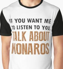 Funny Monaro T Shirt Graphic T-Shirt
