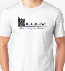Illium Souvenir Tee [Black] Unisex T-Shirt