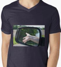 4511dd1296 Freedom to roam Men s V-Neck T-Shirt