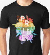 Floral Pride T-Shirt