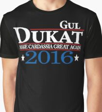 Dukat for a better Cardassia Graphic T-Shirt