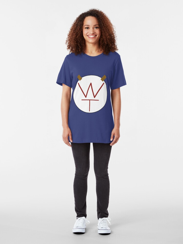 Alternate view of South Park: Wonder Tweek Logo Slim Fit T-Shirt