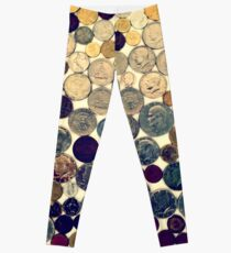 Cricket Coins Leggings