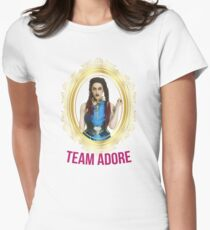 Rupaul's Drag Race All Stars 2 Team Adore Delano Women's Fitted T-Shirt