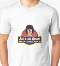 Jurass is grass Unisex T-Shirt