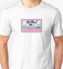 Camiseta ajustada K-On! Diseño de Cassette