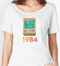 1984 Women's Relaxed Fit T-Shirt