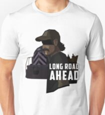 Long Road Ahead Unisex T-Shirt
