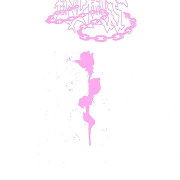 endless (pink) by thomreta