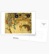 Woman Postcards