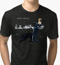 Roxy Music Shirt Tri-blend T-Shirt