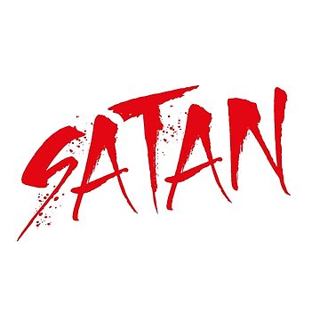 Satan Design by acgraphism