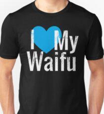 I Love My Waifu Unisex T-Shirt