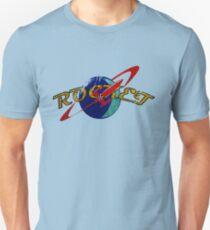 VINTAGE ROCKET 2  Unisex T-Shirt