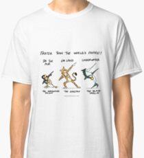 Tiere schneller als Usain Bolt Classic T-Shirt