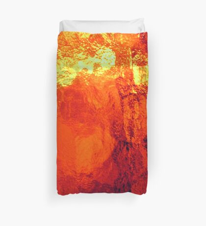 I Got the Hots for You Duvet Cover
