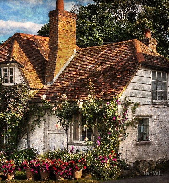 A Chiltern Cottage in Turville, Buckinghamshire by IanWL