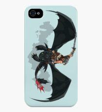 Dragon Rider iPhone 4s/4 Case