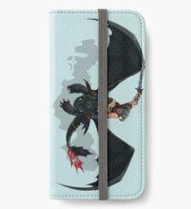 Dragon Rider iPhone Wallet/Case/Skin