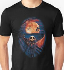 The Scream After Christmas T-Shirt