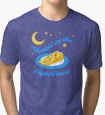 Night Cheese Tri-blend T-Shirt