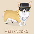 Heisencorg by Katie Corrigan